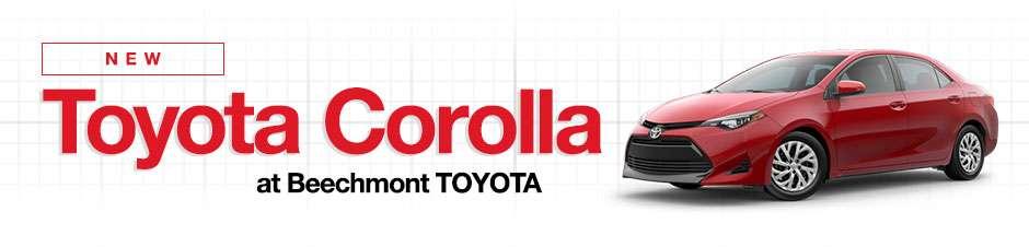 New Toyota Corolla in Cincinnati, Ohio
