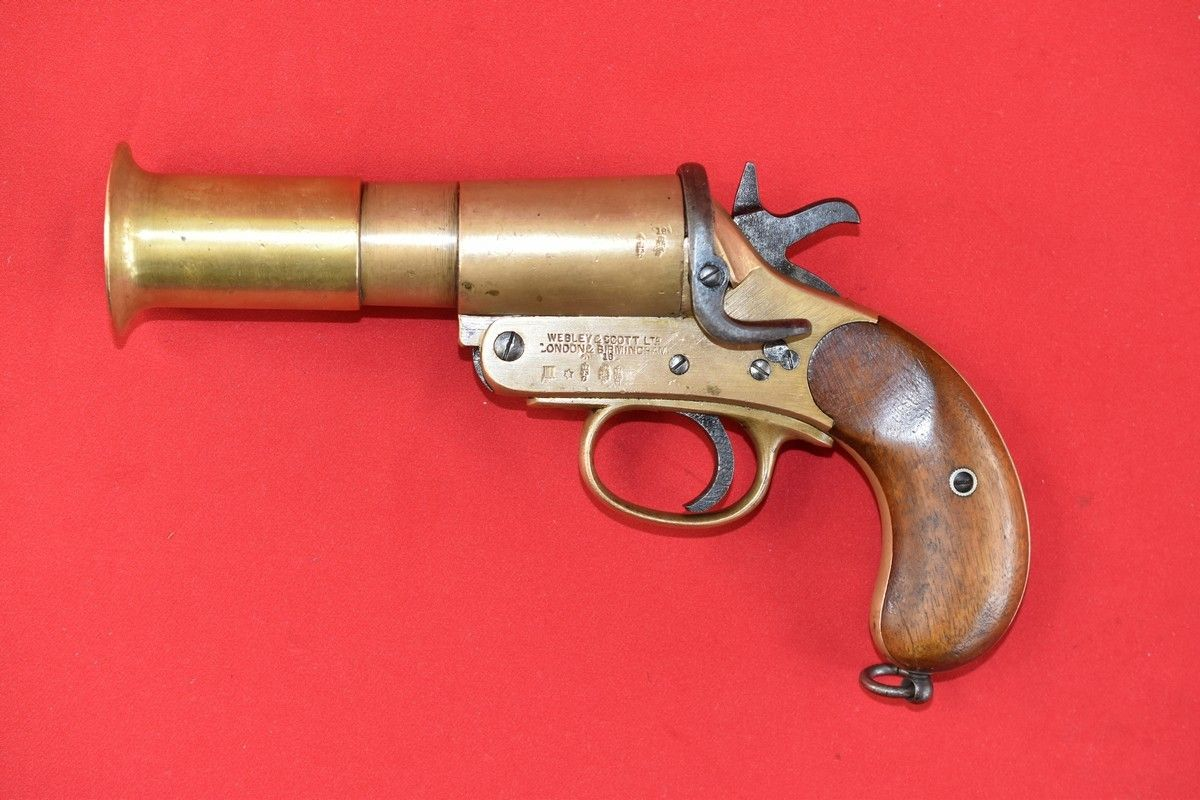 FLARE GUN nr.1 mk.III*