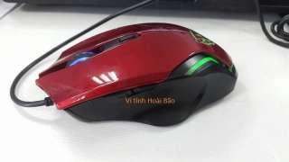 Chuot chuyen game chinh hang Motospeed F60 tai Zens Group linh phu kien si le