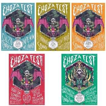 La Choza Fest - carteles