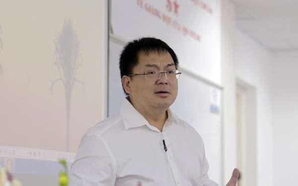 Chủ tịch FPT Software Hoàng Nam Tiến chia sẻ cách giữ chân nhân tài