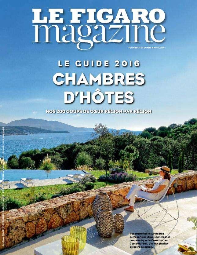 Le Figaro Magazine - 15 Avril 2016