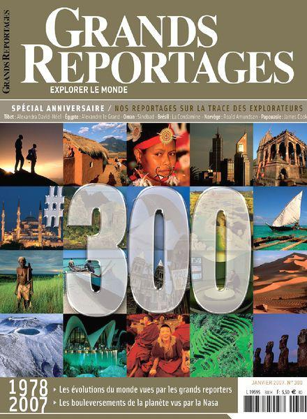 Grands Reportages 300