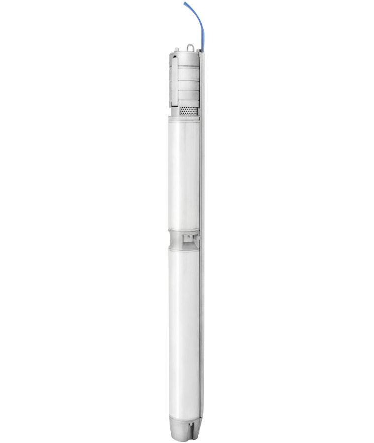 Bomba Sumergible Solar Diva 58 m150 LPM