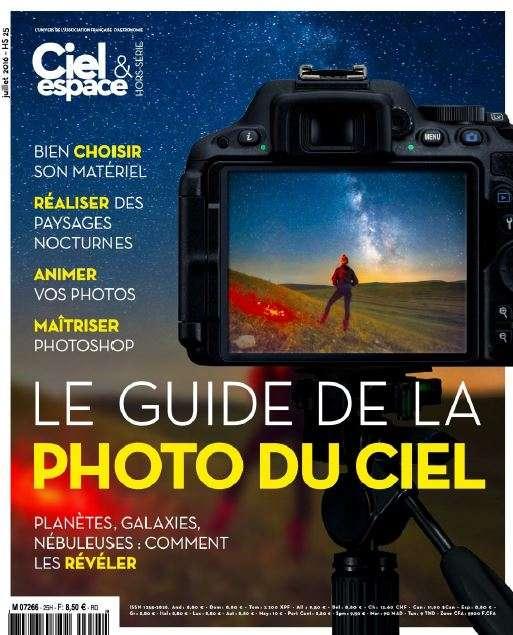 Ciel & Espace Hors-Série - Juillet 2016