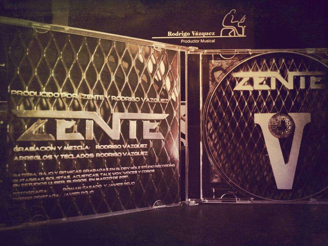 Nuevo disco de Zente