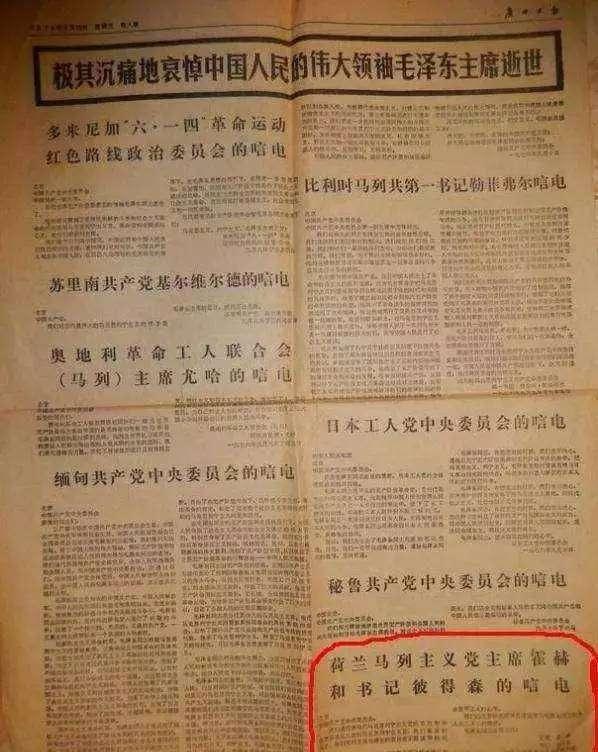 情报局炮制荷兰马列党 骗走中国政府巨额活动经费