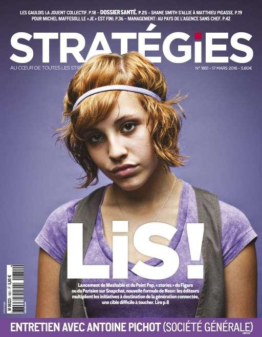 Stratégies 1851 - 17 au 23 Mars 2016