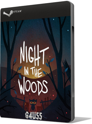 [PC] Night in the Woods (2017) - ENG