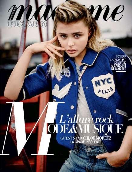 Madame Figaro - 24 Juin 2016