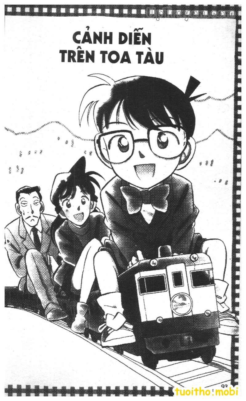 đọc truyện Conan bộ đặc biệt chap 23 trang 0