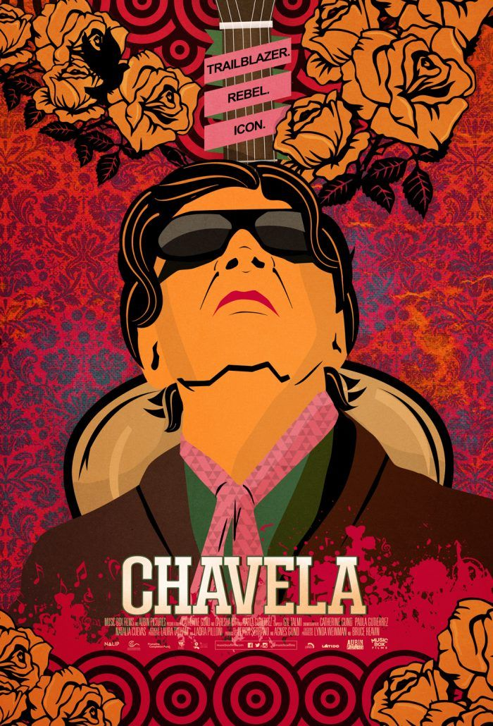Chavela Τσαβέλα Βάργκας Πόστερ Poster