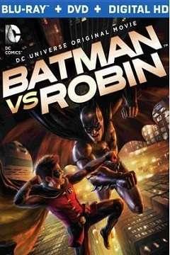 Batman Robin'e Karşı - 2015 BluRay (720p - 1080p) DuaL MKV indir
