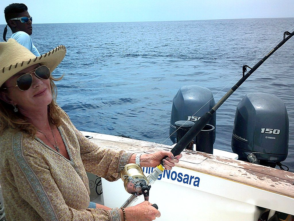Catherine chase costa rica fishing report from fishingnosara for Costa rica fishing report