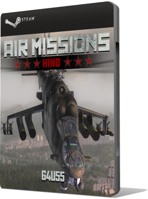 Air Missions HIND DOWNLOAD PC ENG (2017)