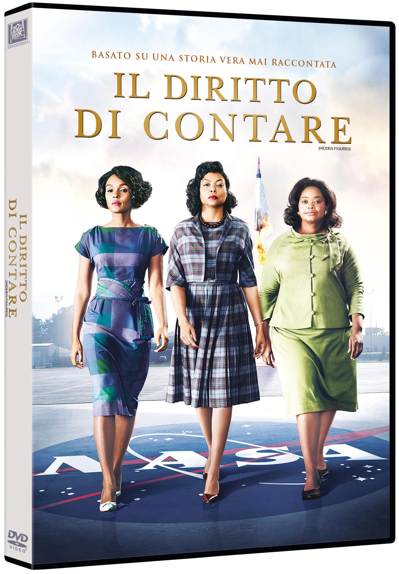 Il diritto di contare (2016) DVD9 Copia 1:1 ITA ENG - DDN