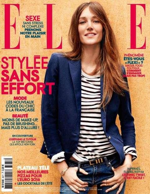 Elle France 3677 - 10 au 16 Juin 2016