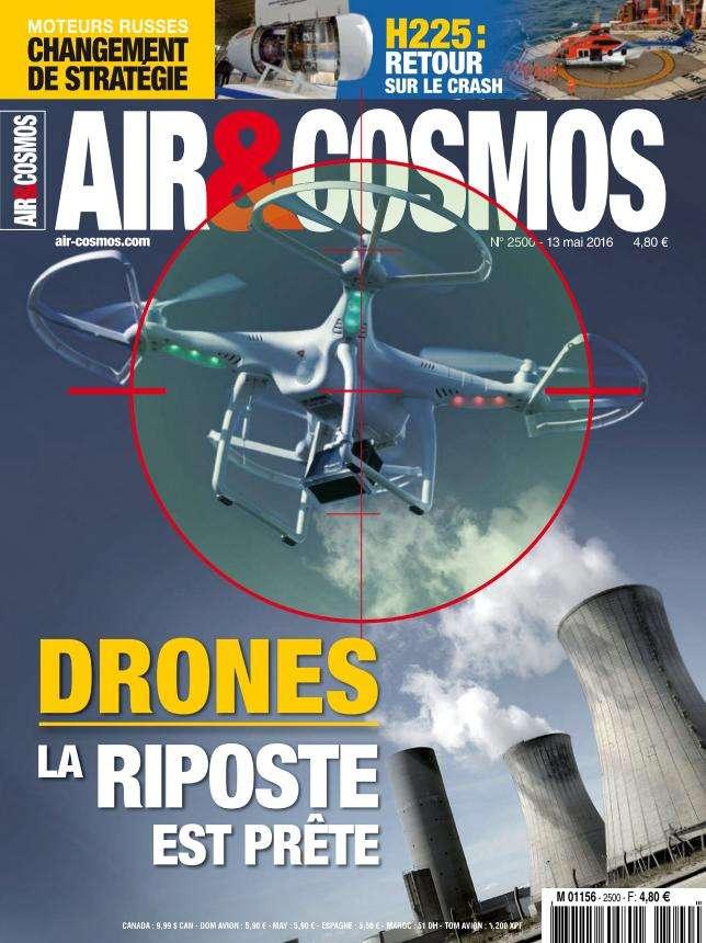 Air & Cosmos 2500 - 13 au 19 Mai 2016