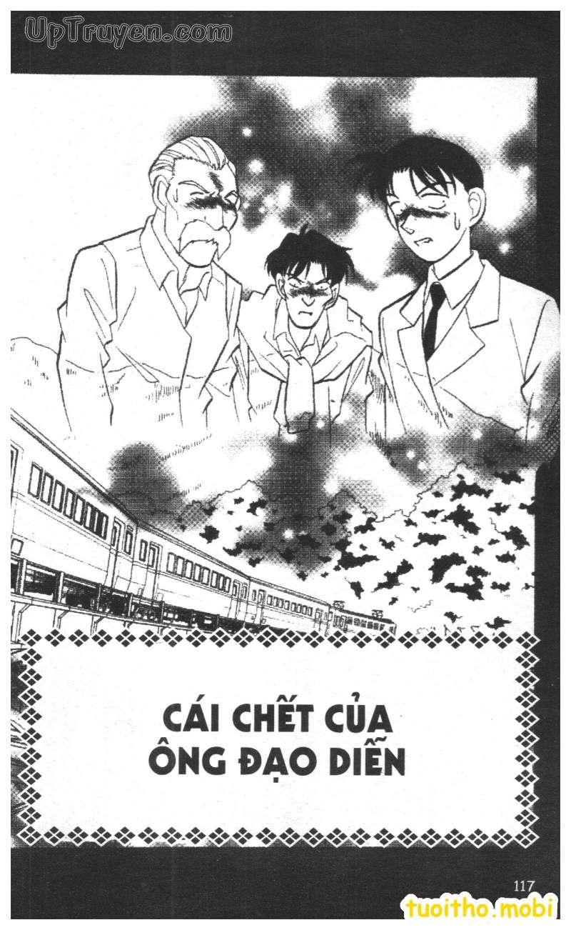 đọc truyện Conan bộ đặc biệt chap 24 trang 0
