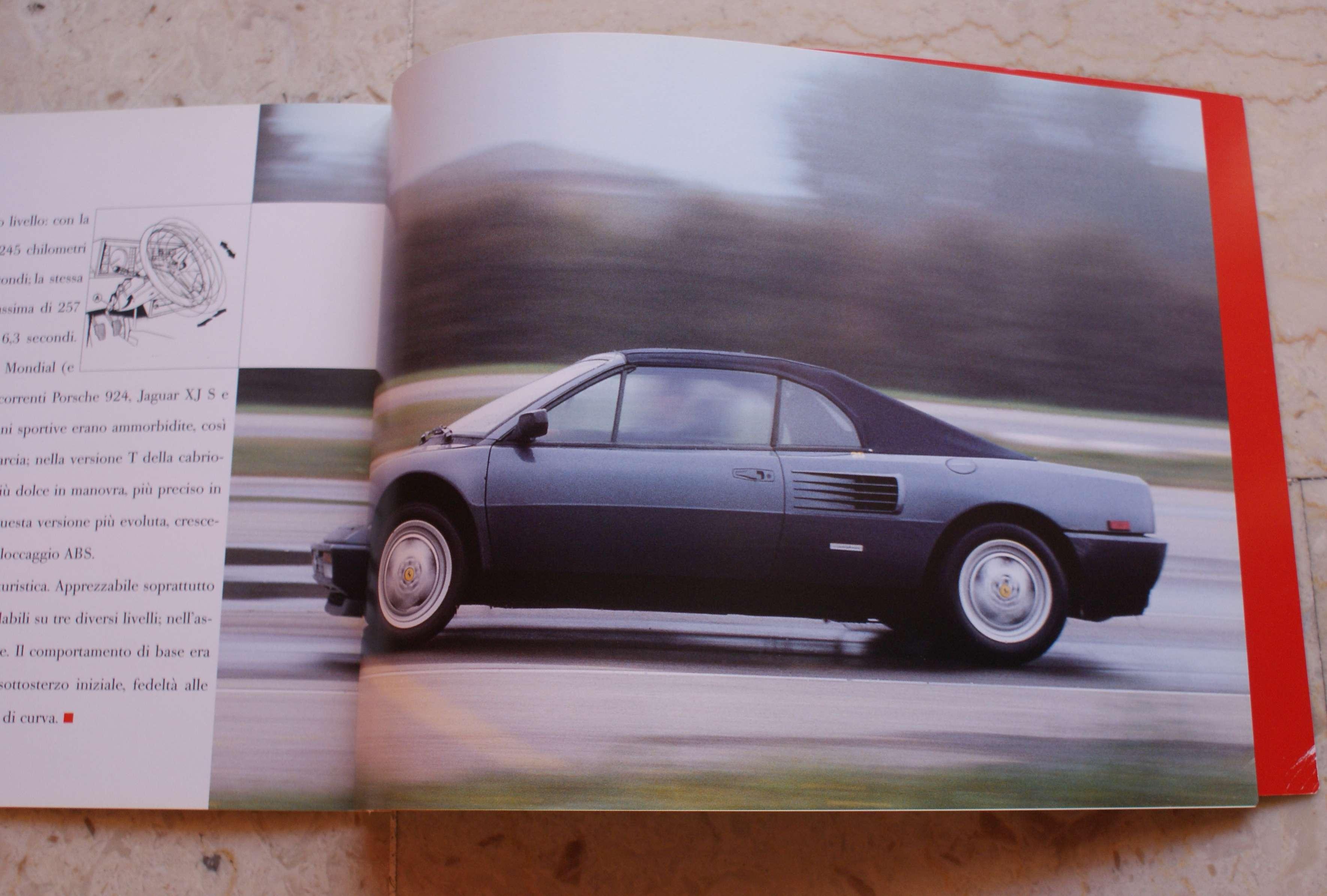 4hKE25 Terrific Ferrari Mondial Cabrio In Vendita Cars Trend