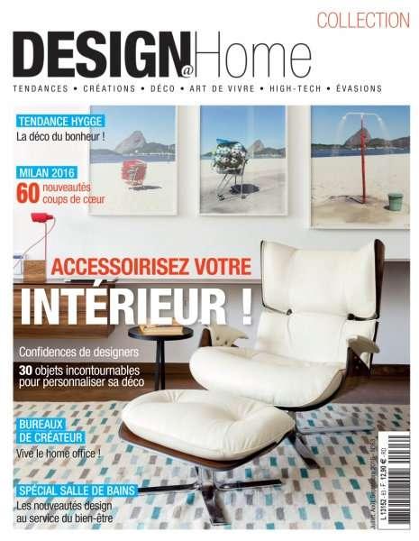 Design@Home 63 - Juillet-Août-Septembre 2016
