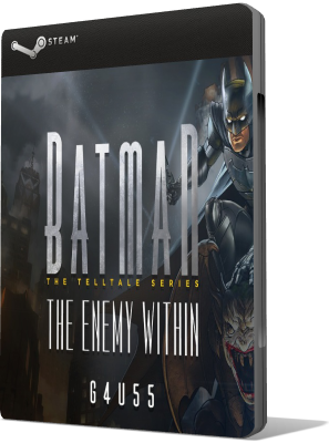 [PC] Batman: The Enemy Within - Episode 4 (2018) - ENG
