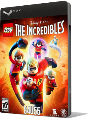 [PC] LEGO The Incredibles - Update v1.0.0.62385 (2018) - FULL ITA