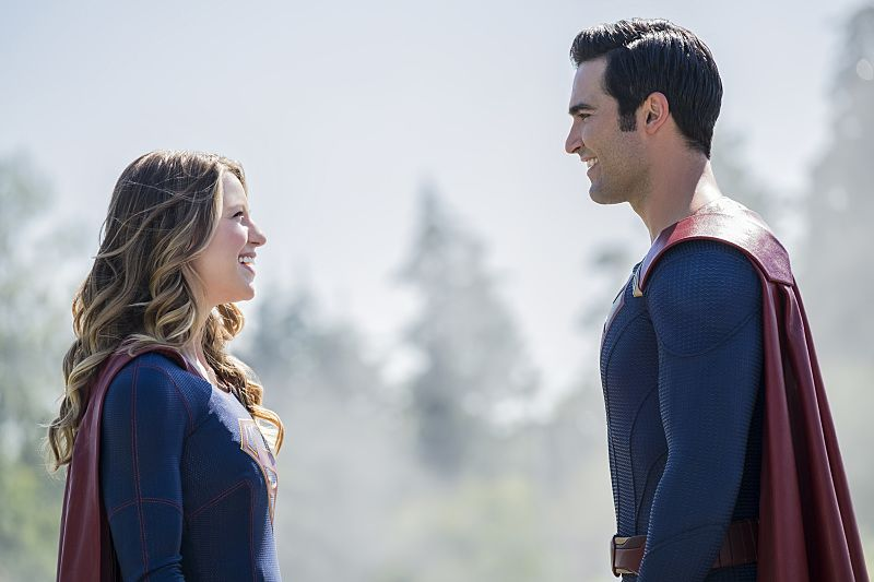 Man Cave Kristan Green : My geeky ways: supergirl episode guide: season 2 1