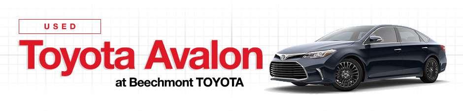 Used Toyota Avalon For Sale in Cincinnati, Ohio