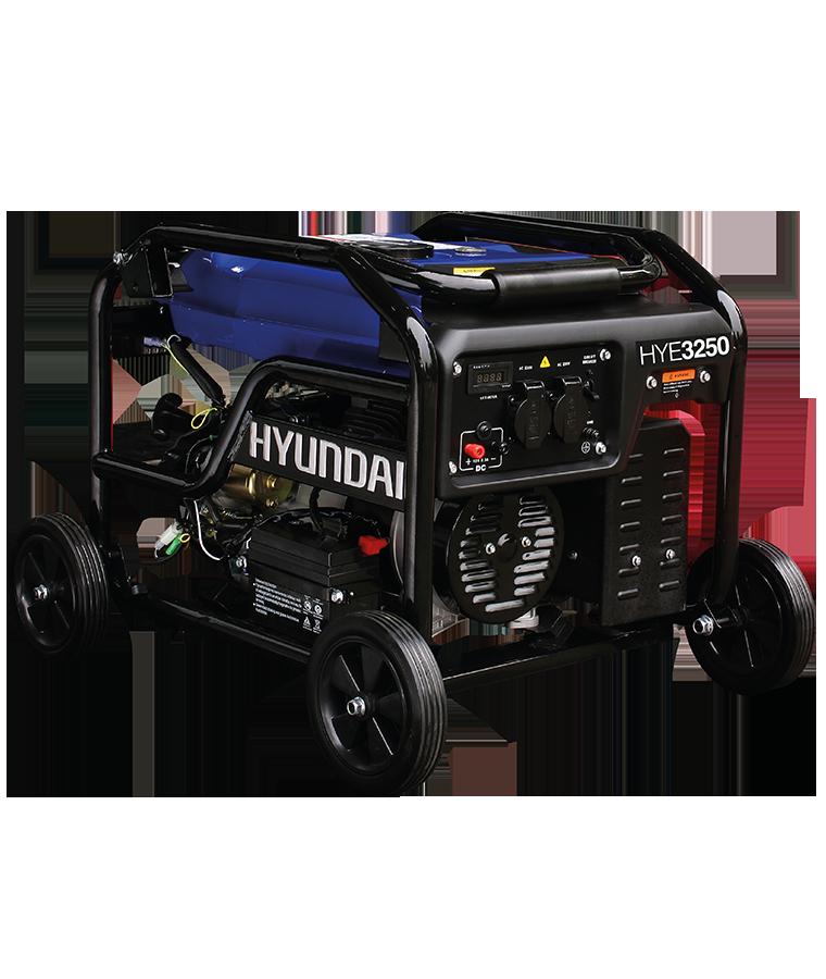 Generador a Gasolina Hyundai 4 Tiempos Monofásico HYE3250