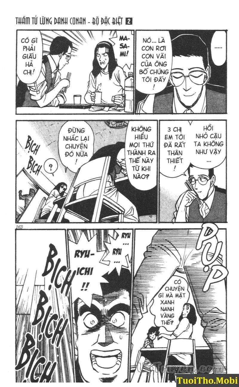 đọc truyện Conan bộ đặc biệt chap 17 trang 8