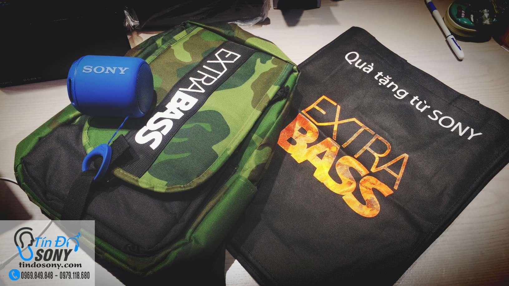 Túi đeo chéo Sony EXTRA BASS