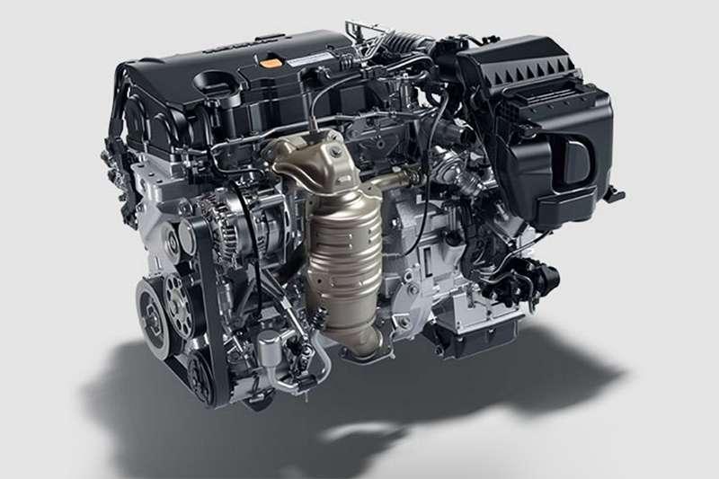 Award-Winning 3.6L PentastarⓇ V6 Engine