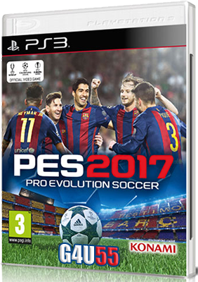 Pro Evolution Soccer 2017 DOWNLOAD PS3 ITA (2016)