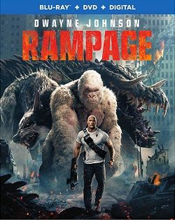 Rampage - Furia Animale (2018).avi MD MP3 BDRip - iTA