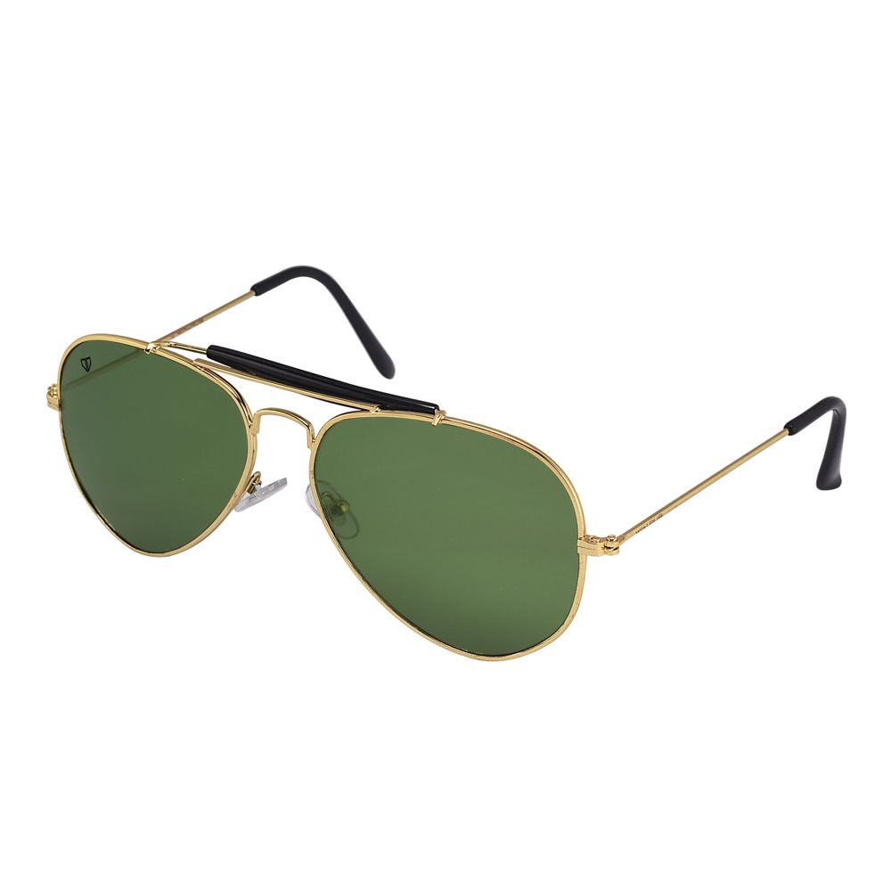 Walrus Avengers Green Color Unisex Aviator Sunglass - WS-AVG-040602