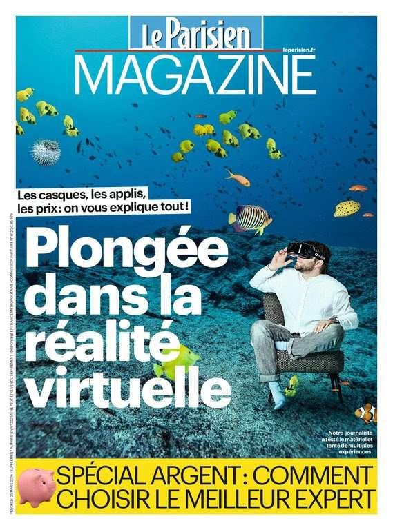 Le Parisien Magazine du vendredi 25 mars 2016