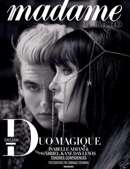 Madame Figaro - 2 Septembre 2016