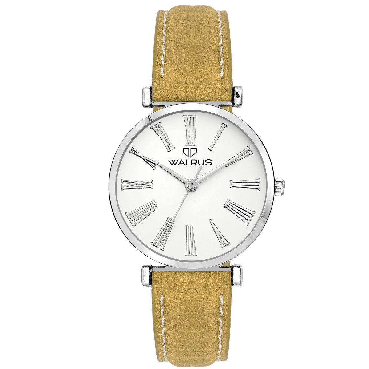 Walrus Layla White Color Analog Women Watch -WWW-LYL-011607