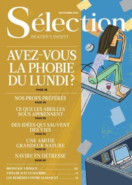 Sélection Reader's Digest Canada - Septembre 2016