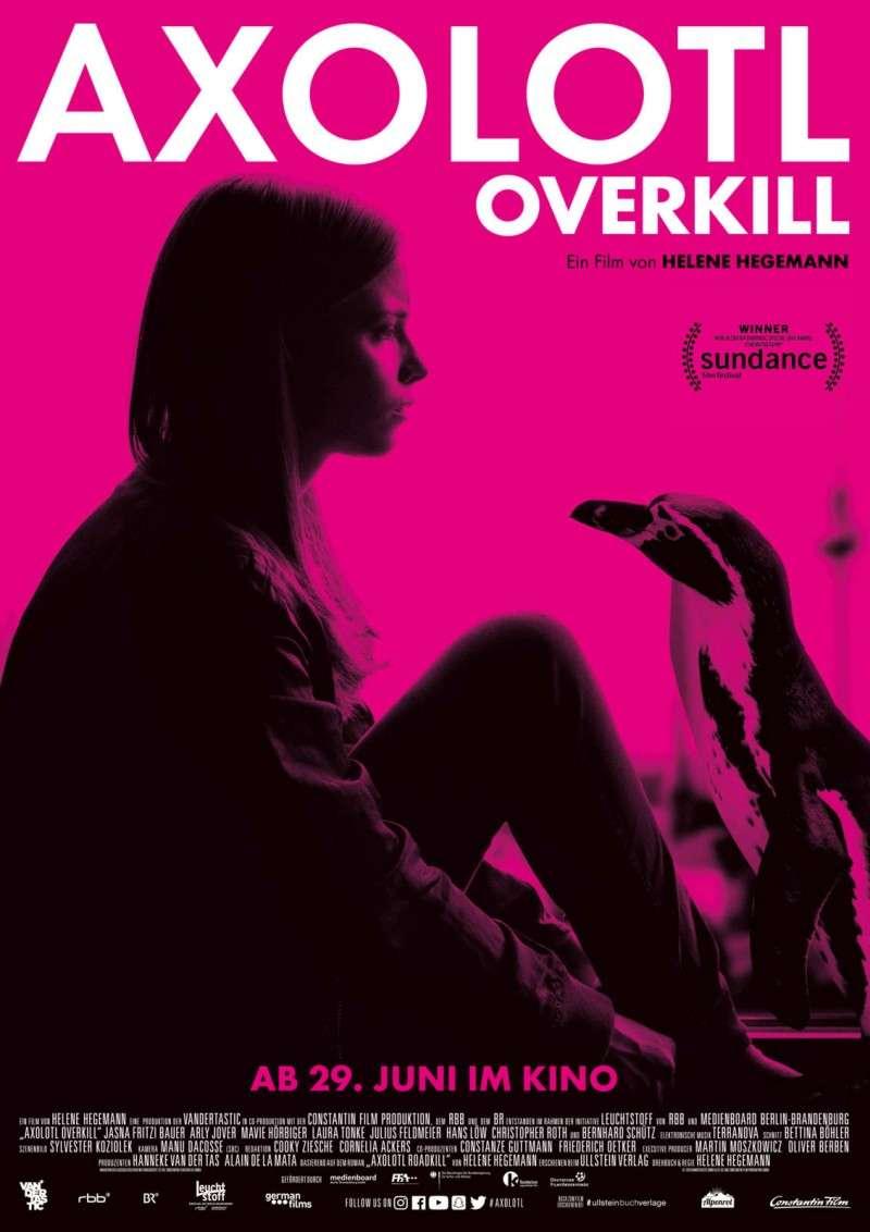 Axolotl Overkill Πόστερ Poster