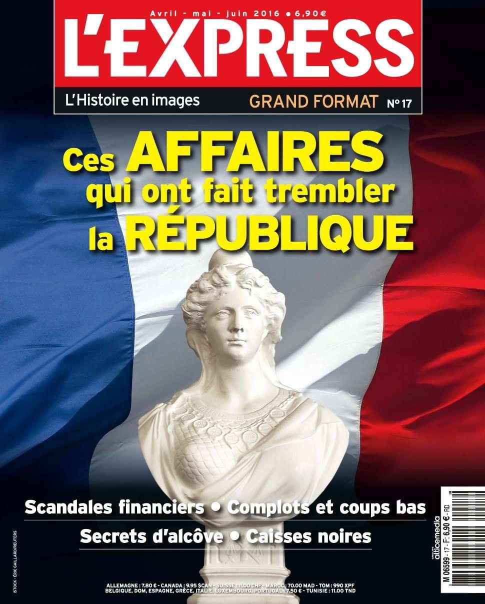 L'Express Grand Format 17 - Mai/Juin 2016