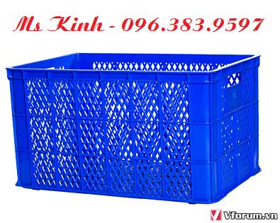 rổ nhựa công ty Phước Đạt