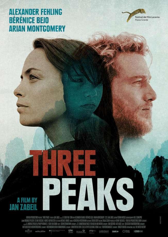 Three Peaks Τρεις Κορυφές Πόστερ Poster