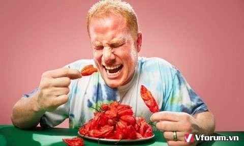 Ăn cay có tốt cho sức khỏe hay không?