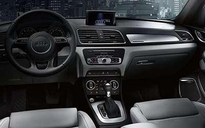 2018 Audi Q3 MMI System