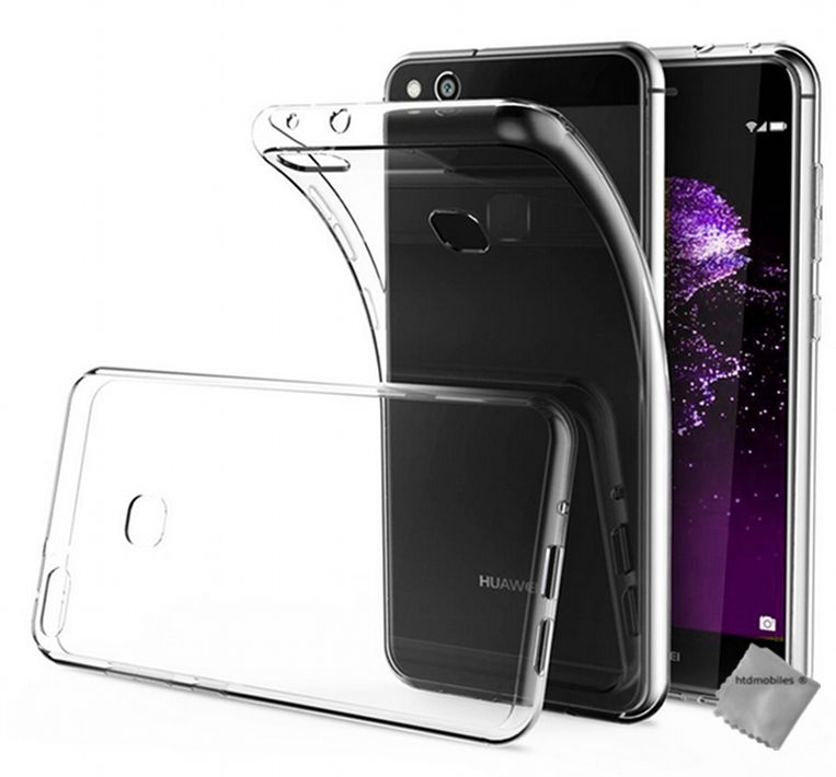 housse etui coque gel fine pour huawei p10 lite verre trempe transparent tpu ebay. Black Bedroom Furniture Sets. Home Design Ideas