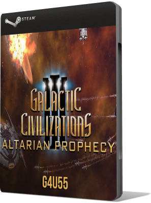 [PC] Galactic Civilizations III - Altarian Prophecy (2016) - ENG