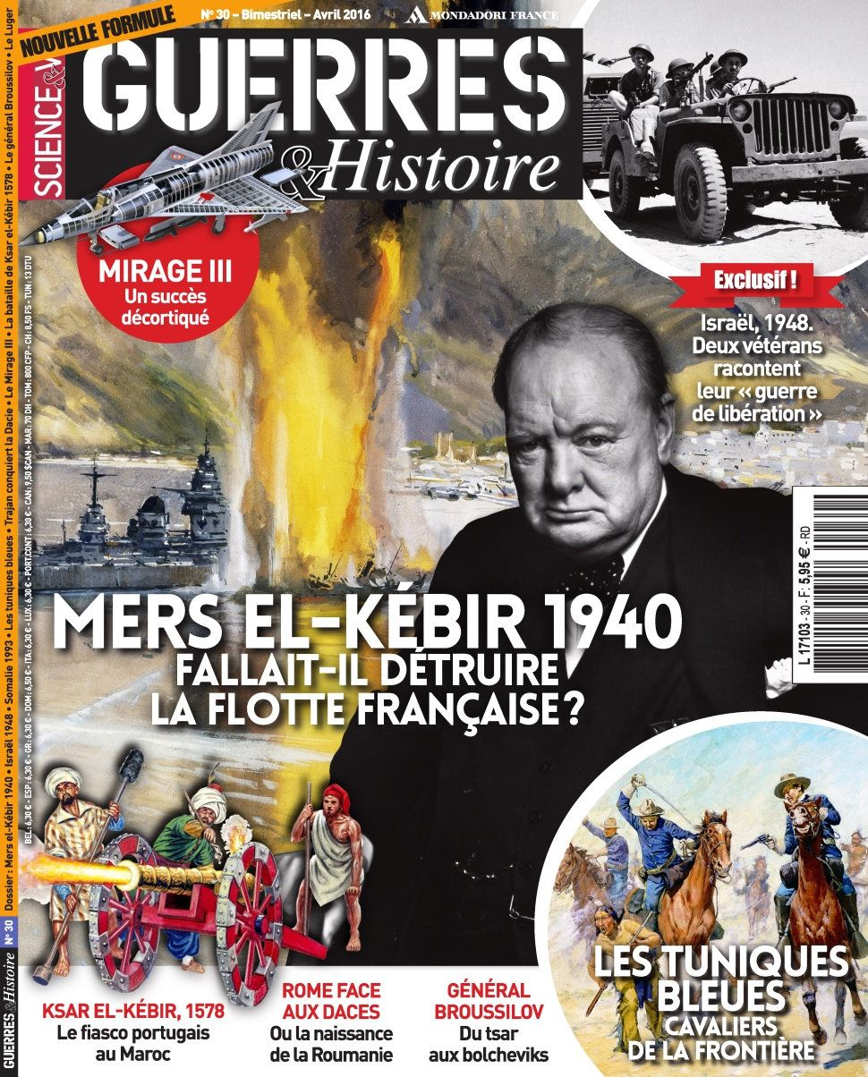 Science & Vie Guerres & Histoire 30 - Avril 2016