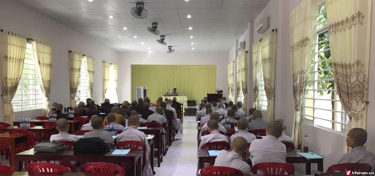 Châu Đức: Ban Tôn Giáo Tỉnh Đến Thăm Trường Hạ Huyện Châu Đức, Tỉnh BR-VT.